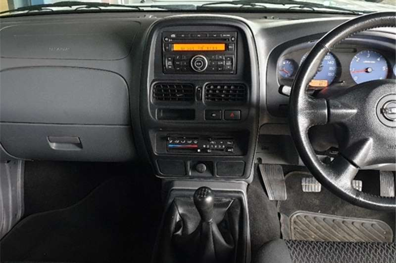 2020 Nissan NP300 Hardbody