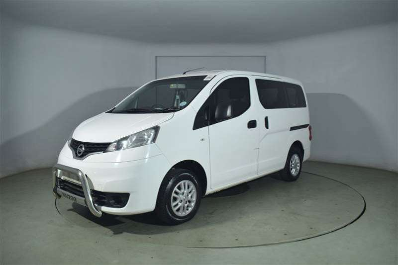 Nissan NV200 1.5 dCi VISIA 7 SEATER 2015