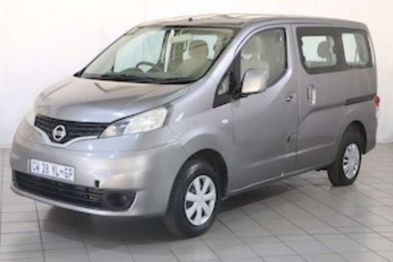 Nissan NV200 1.5dCi VISIA 7 SEATER 2014