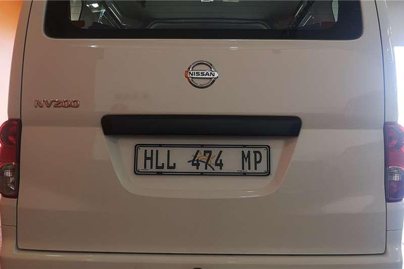 Nissan NV200 1.6i VISIA 7 SEATER 2014