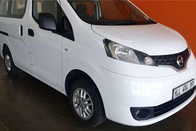 2014 Nissan NV200