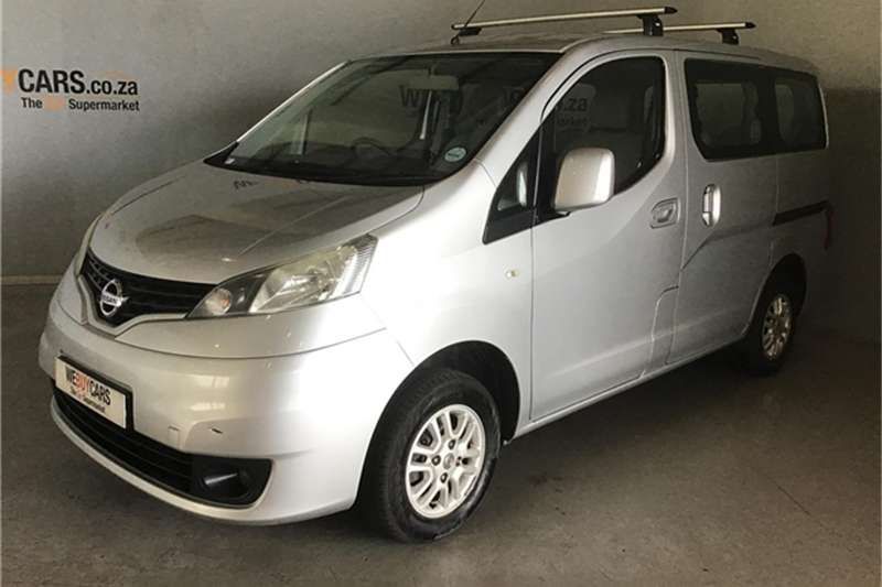 Nissan NV200 Combi 1.5dCi Visia 2014