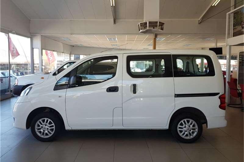 Nissan NV200 Combi 1.6i Visia 2014