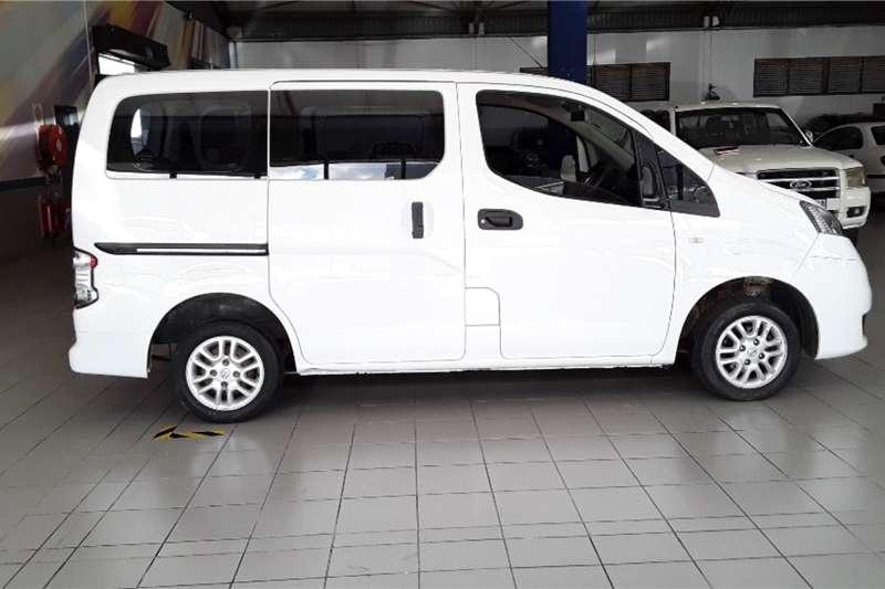 Used 2014 Nissan NV200 Combi 1.6i Visia