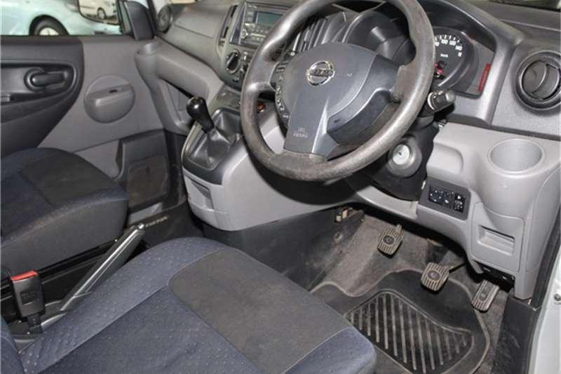 Nissan NV200 Combi 1.6i Visia 2016