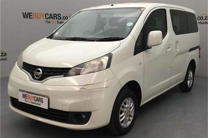 2014 Nissan NV200 Combi 1.5dCi Visia