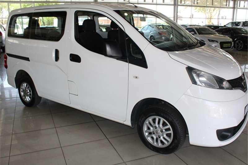 2013 Nissan NV200 Combi 1.5dCi Visia