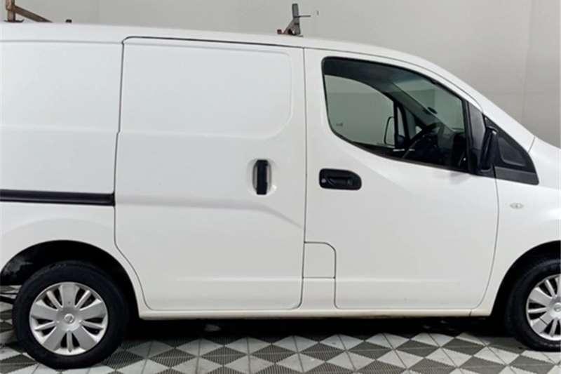 Used 2014 Nissan NV200 panel van 1.5dCi Visia