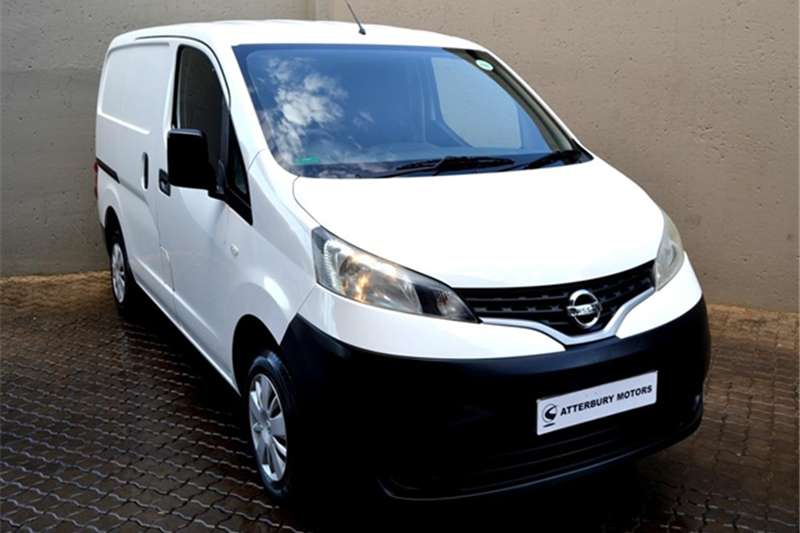 Nissan NV200 panel van 1.6i Visia 2014
