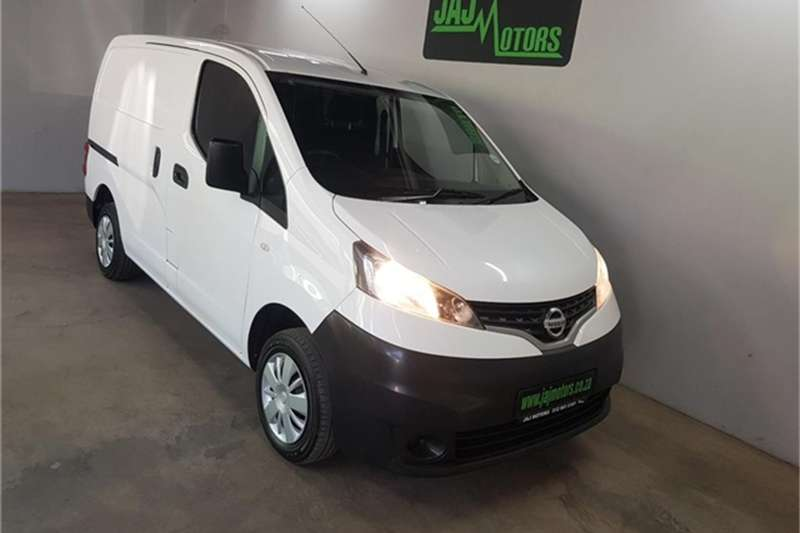 Nissan NV200 panel van 1.6i Visia 2015