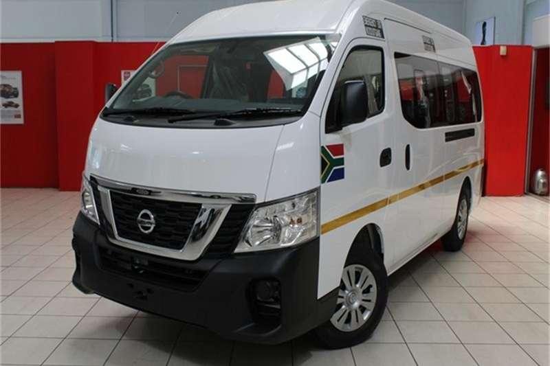 2020 Nissan NV350 Impendulo 2.5i