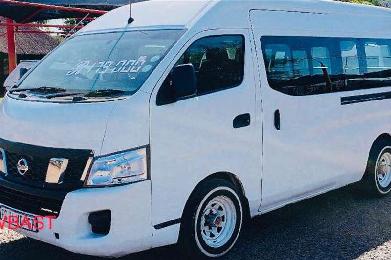 Nissan NV350 Impendulo 2.5i 2016