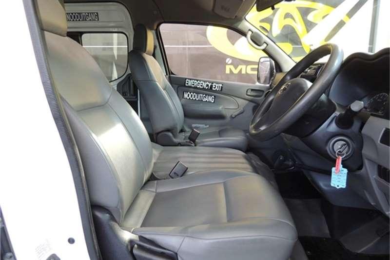 Used 2016 Nissan NV350 Impendulo 2.5i