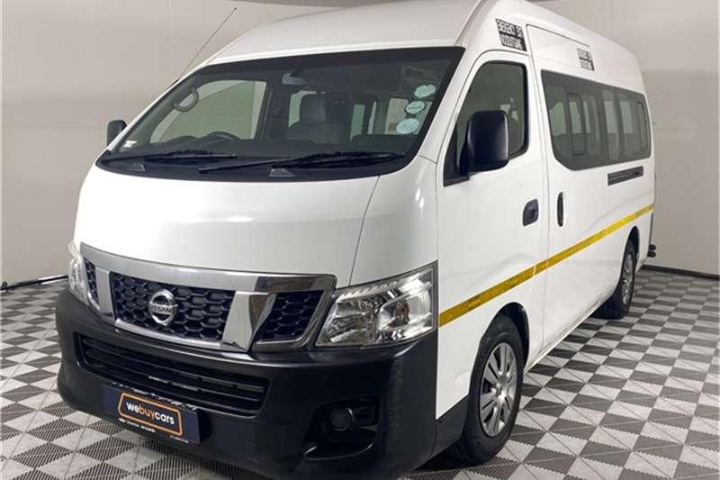 2017 Nissan NV350 NV350 Impendulo 2.5i