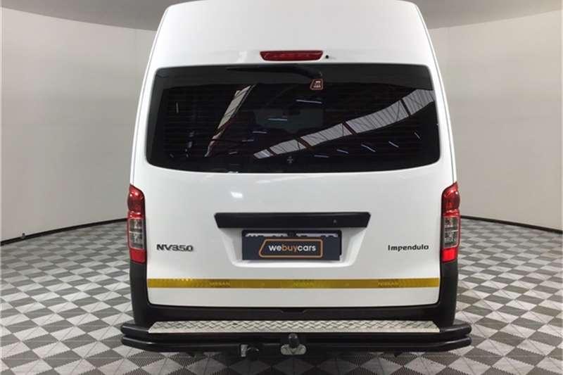 2018 Nissan NV350 NV350 Impendulo 2.5i