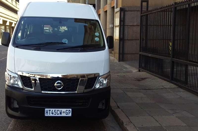Used 2019 Nissan NV350 Impendulo 2.5i