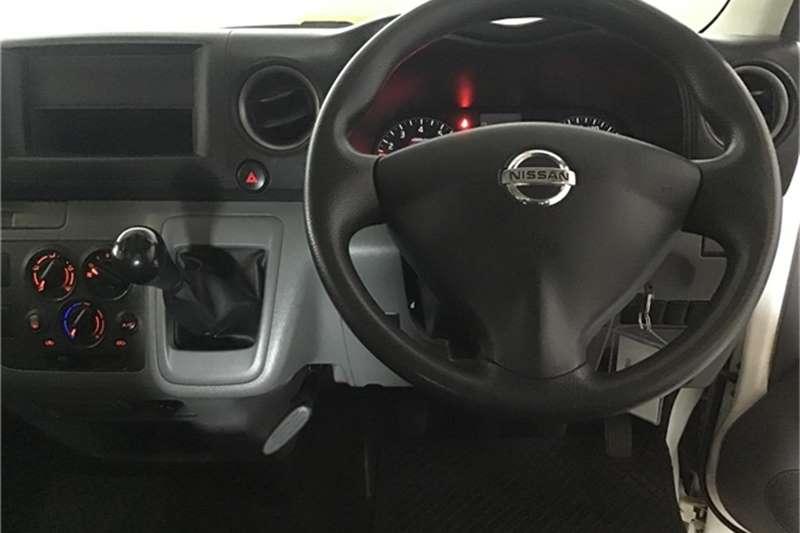 Nissan NV350 panel van 2.5i 2015