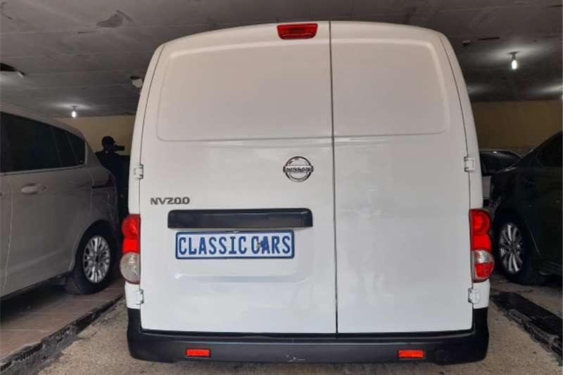 Used 2016 Nissan NV350 panel van 2.5i