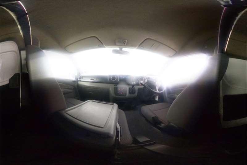 Used 2013 Nissan NV350 panel van wide body 2.5dCi
