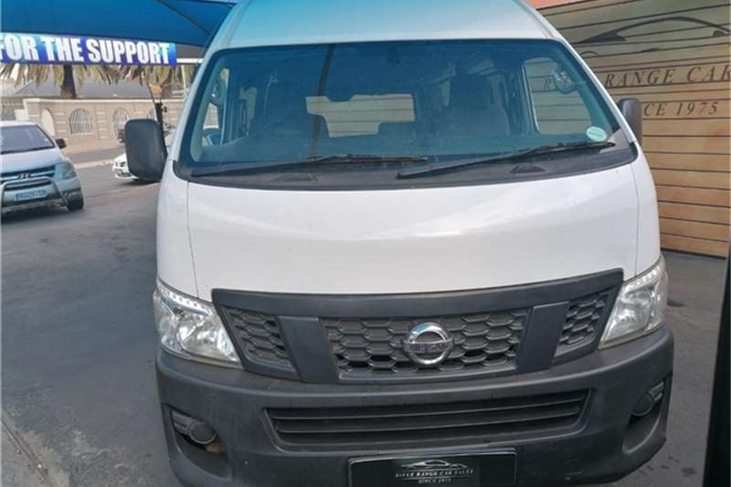 Used 2015 Nissan NV350 panel van wide body 2.5dCi