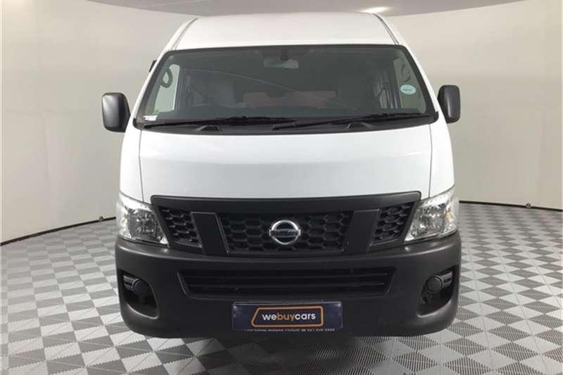 Nissan NV350 panel van wide-body 2.5dCi 2016