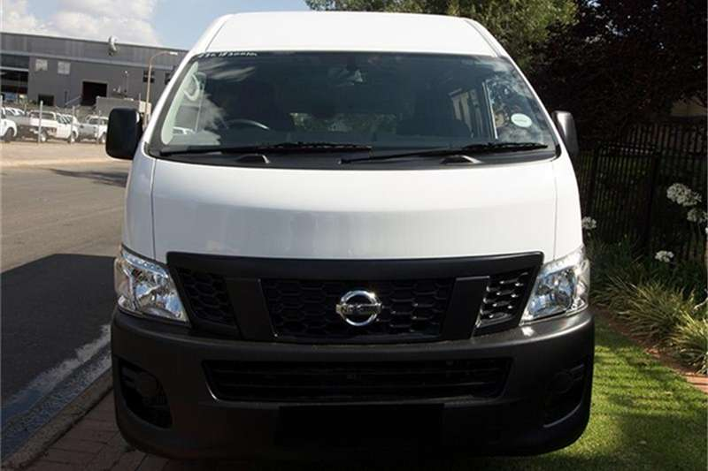 Nissan NV350 panel van wide body 2.5dCi 2018