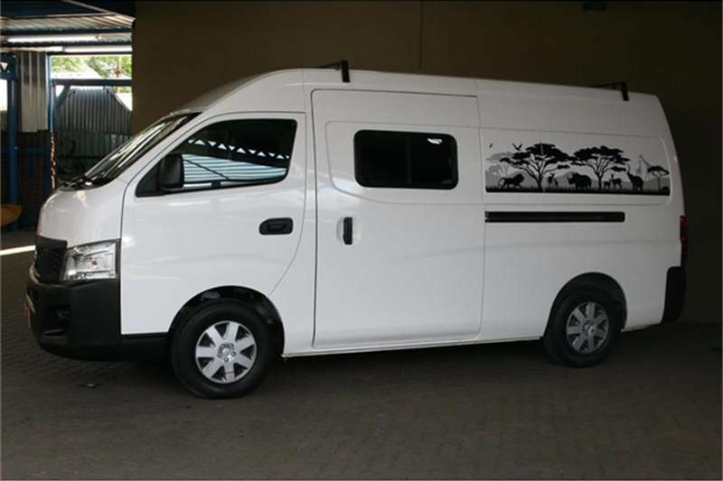 Nissan NV350 panel van wide body 2.5i 2013