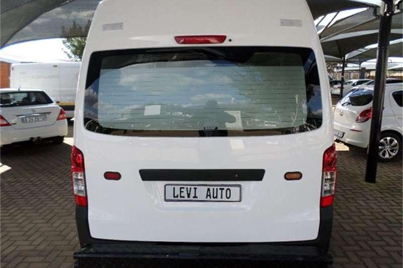 Used 2015 Nissan NV350 panel van wide body 2.5i