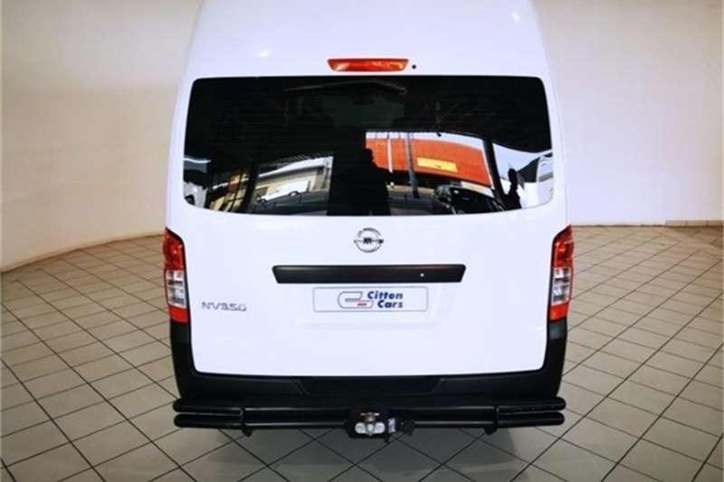 Nissan NV350 panel van wide-body 2.5i 2018