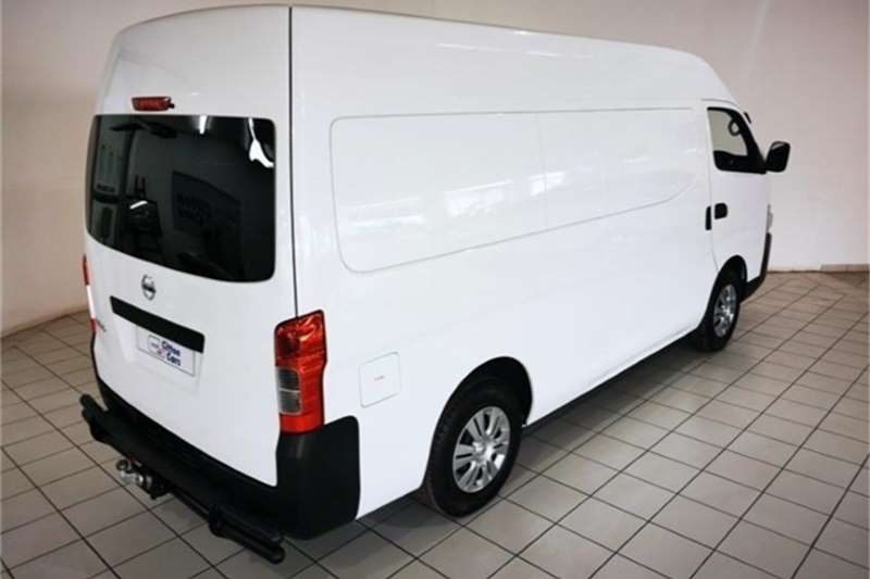 Nissan NV350 panel van wide-body 2.5i 2018