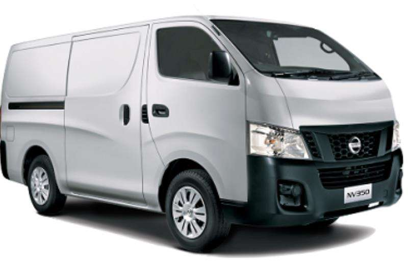 Nissan NV350 panel van wide body 2.5i 2020