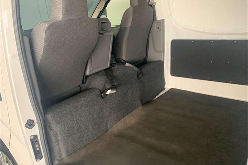 Used 2020 Nissan NV350 panel van wide body 2.5i