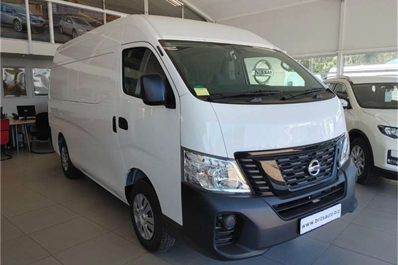 Used 2021 Nissan NV350 panel van wide body 2.5i