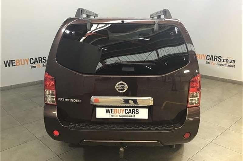 Nissan Pathfinder 2.5dCi LE 2011