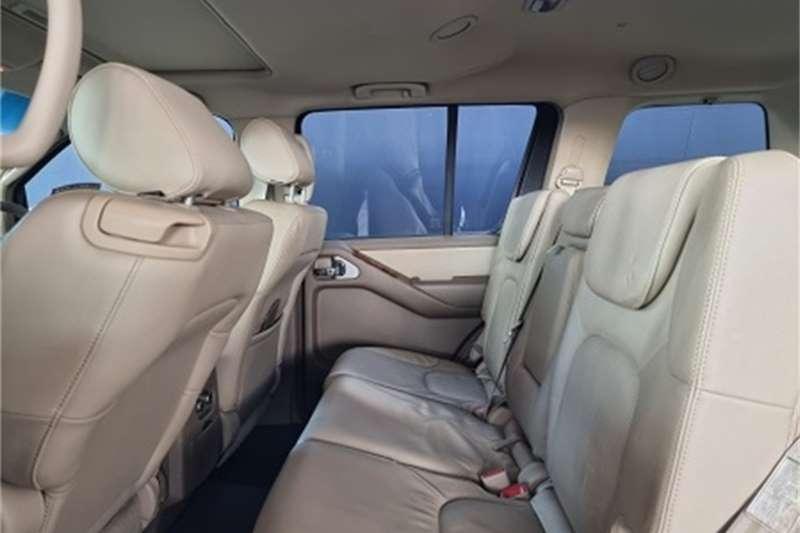 Used 2006 Nissan Pathfinder 2.5dCi LE tiptronic