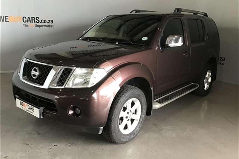Nissan Pathfinder 2.5dCi SE 2014