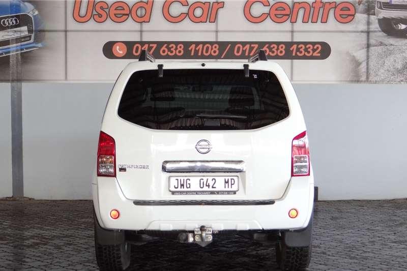 Nissan Pathfinder 2.5dCi SE auto 2013