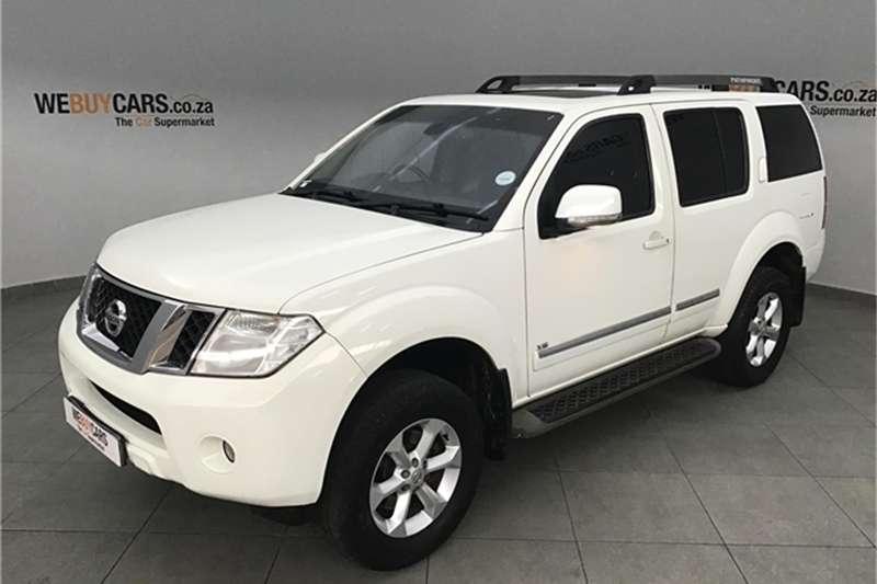 Nissan Pathfinder 3.0dCi V6 LE 2012