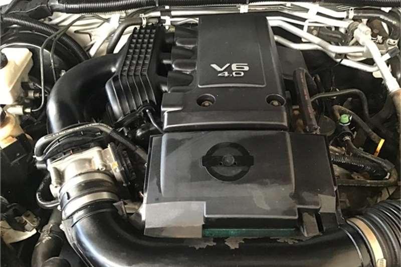 Nissan Pathfinder 4.0 V6 LE 2005