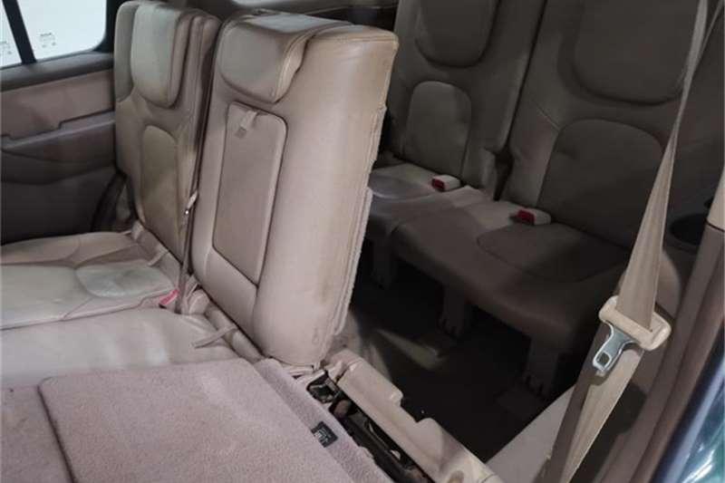 2005 Nissan Pathfinder Pathfinder 4.0 V6 LE
