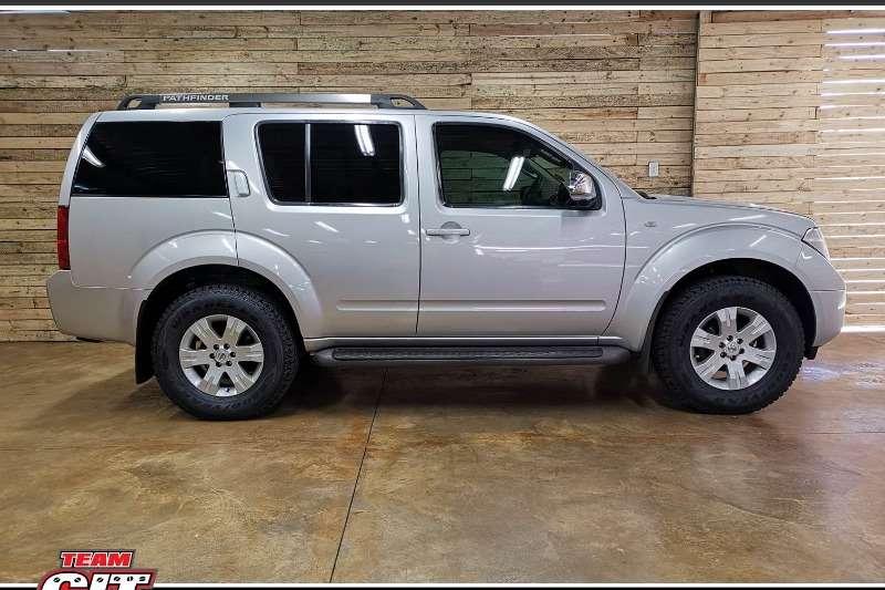 2007 Nissan Pathfinder 2.5dCi LE automatic