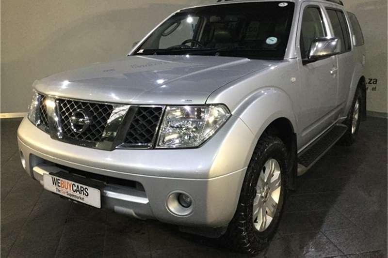 2007 Nissan Pathfinder 2.5dCi LE