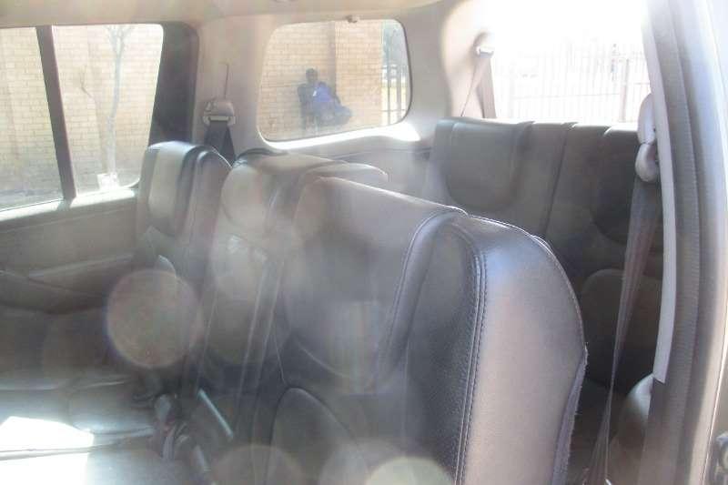 2005 Nissan Pathfinder 4.0 V6 LE