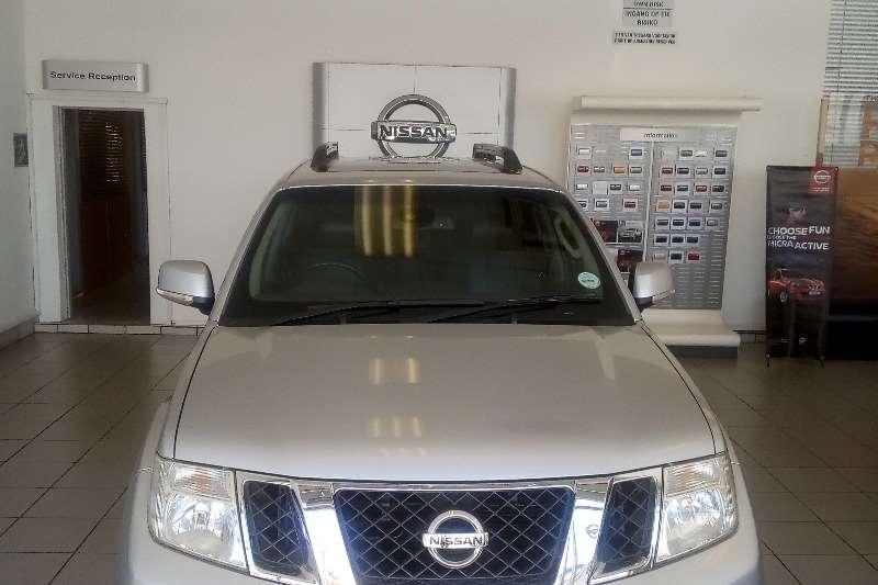 2013 Nissan Pathfinder 3.0dCi V6 LE