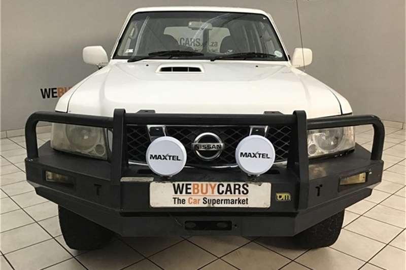 Nissan Patrol 3.0Di GL 2005