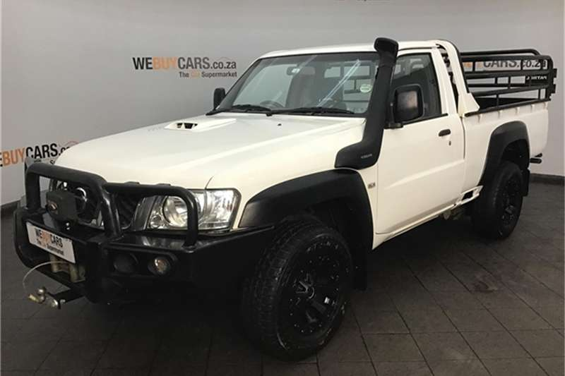 Nissan Patrol 3.0DTi pick up 2015