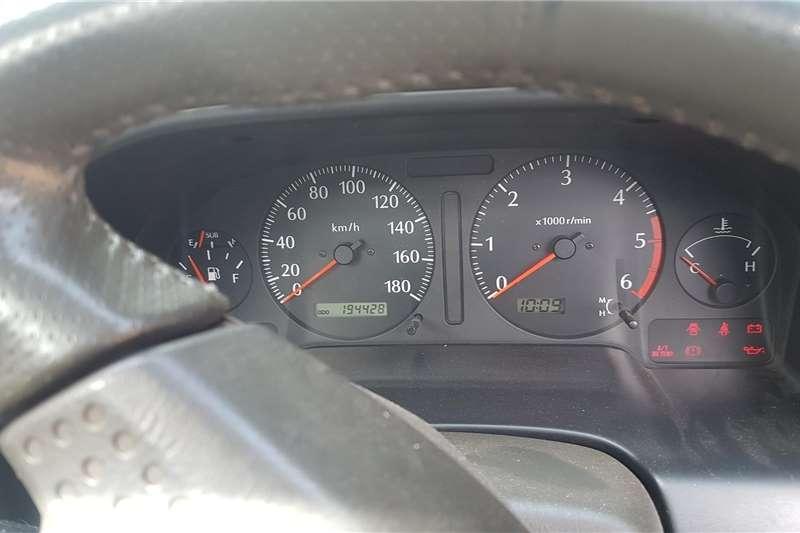 Used 2001 Nissan Patrol