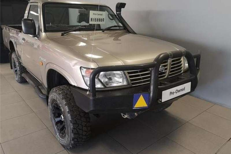 Nissan Patrol 4.2D pick up 2006