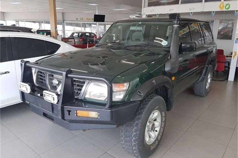 Nissan Patrol 4.5E GL 4x4 2001