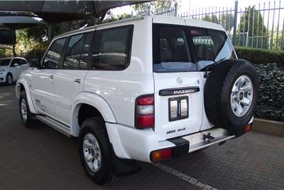 Used 1998 Nissan Patrol